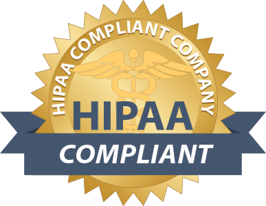 HIPAA-Badge